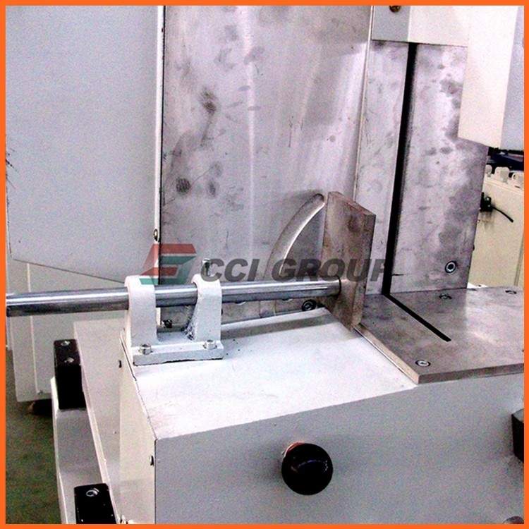 3. aluminum window door double mitre saw fabrication machine