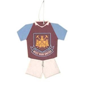 West Ham United Fc Official Kit Air Freshener