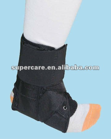 Cinta de tornozelo, Sustentação do Tornozelo, Lace-up Ankle Guarda Dongguan Supercare