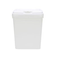 China Best Price Bulk Feed Dog Food Pet Grain Container Storage Bins Barrel