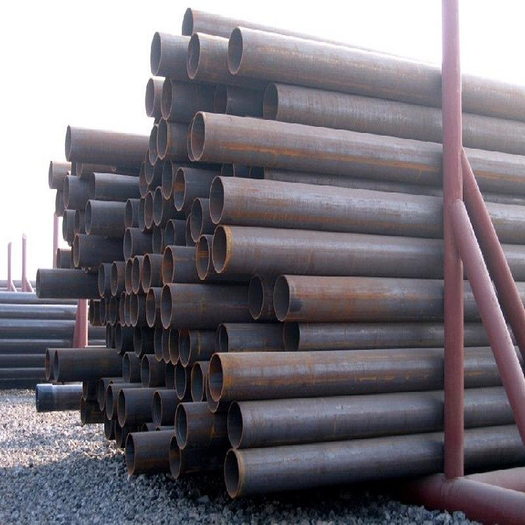 schedule 40 mild seamless steel pipe price on sale in stock