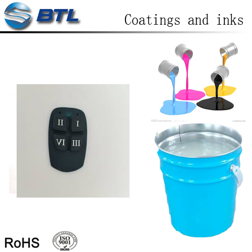 matte surface PU coating spray paint for remote controller
