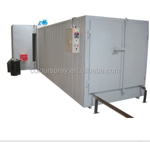 cabinet powder coating spray booth price
