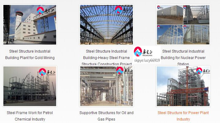 steel structure prefabricated barn