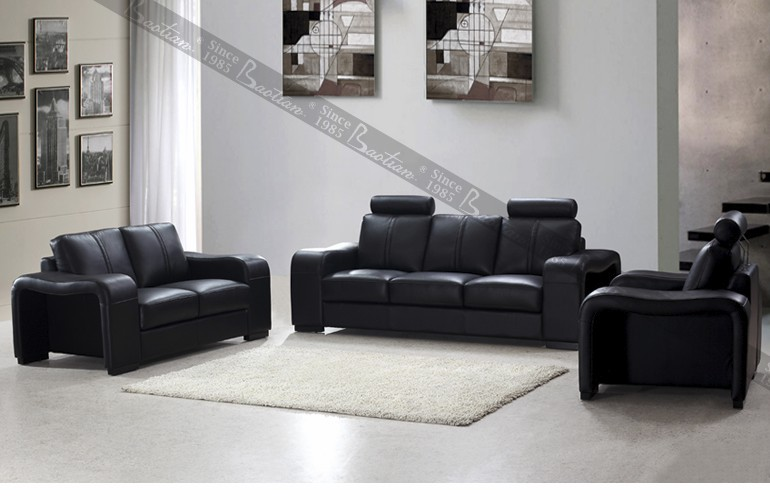 Modern Orange Leather Sofa Roche Bobois Sofa 8 Seater Sofa Set