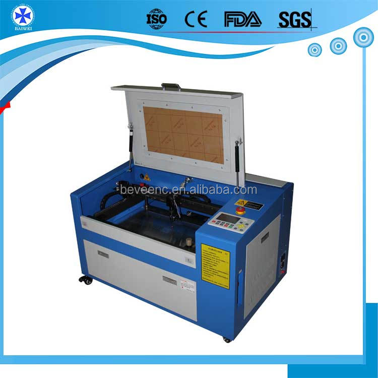 Handcraft DIY CO2 brick laser engraving machine for sale