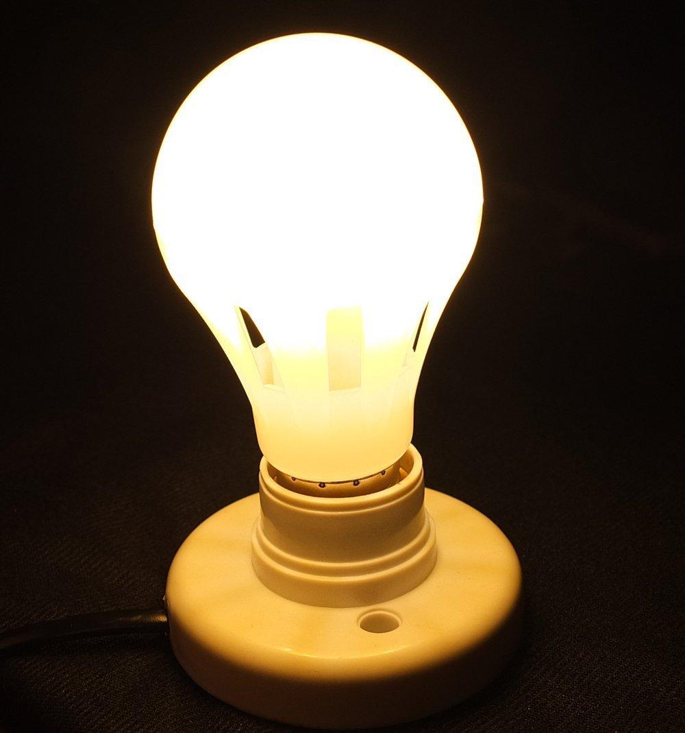 130 Lumen/w Mcob Led Bulb E26 E27 Led Light Bulb 360 Degree
