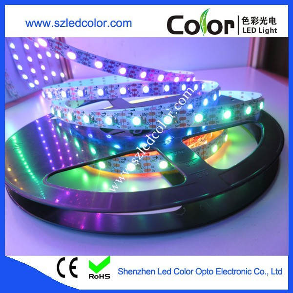 matrix controllable sk6812 LED dot strip for stage decoration