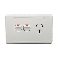 SAA 승인 electrical 힘 점 switch socket manufacturer 의 벽 switch 및 <span class=keywords><strong>소켓</strong></span>