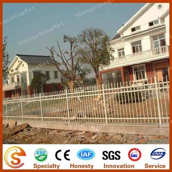 Pvc Coated Ornamental Fence Netting Wrought Iron Design Free Sample