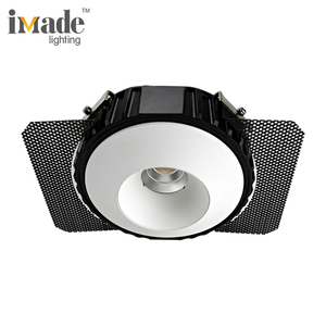 CE RoHS certificate high power dimmable 8 inch 18W LED recessed downlight