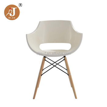 Tremendous Cheap White Abs Cafe Dining Chair Plastic Chair With Wooden Legs Buy White Plastic Chair Plastic Dining Chair Cheap Plastic Chair Product On Bralicious Painted Fabric Chair Ideas Braliciousco