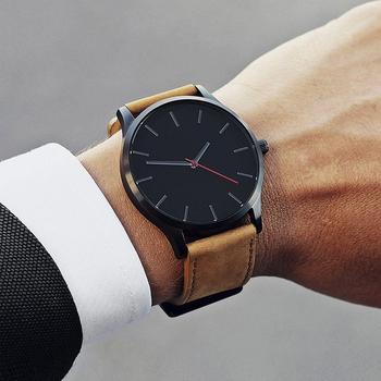 e6e4e4c8a616 AliExpress 2018 Venta caliente gran Dial relojes para hombres hora relojes  para hombre marca de lujo