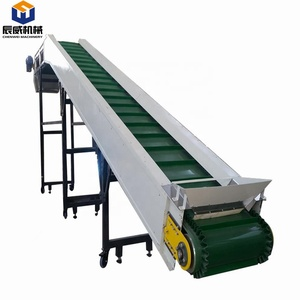 Lowe Price Belt Band Conveyor, ,High Performance Flat Conveyor Belting