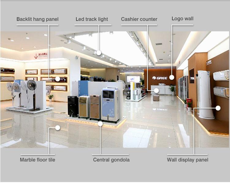 Bespoke China Modern Furniture Computer Shop Interior Design, View ...