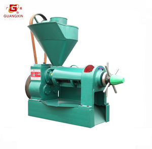 Small business popular oil extraction machine home / cotton seed oil  extraction maker