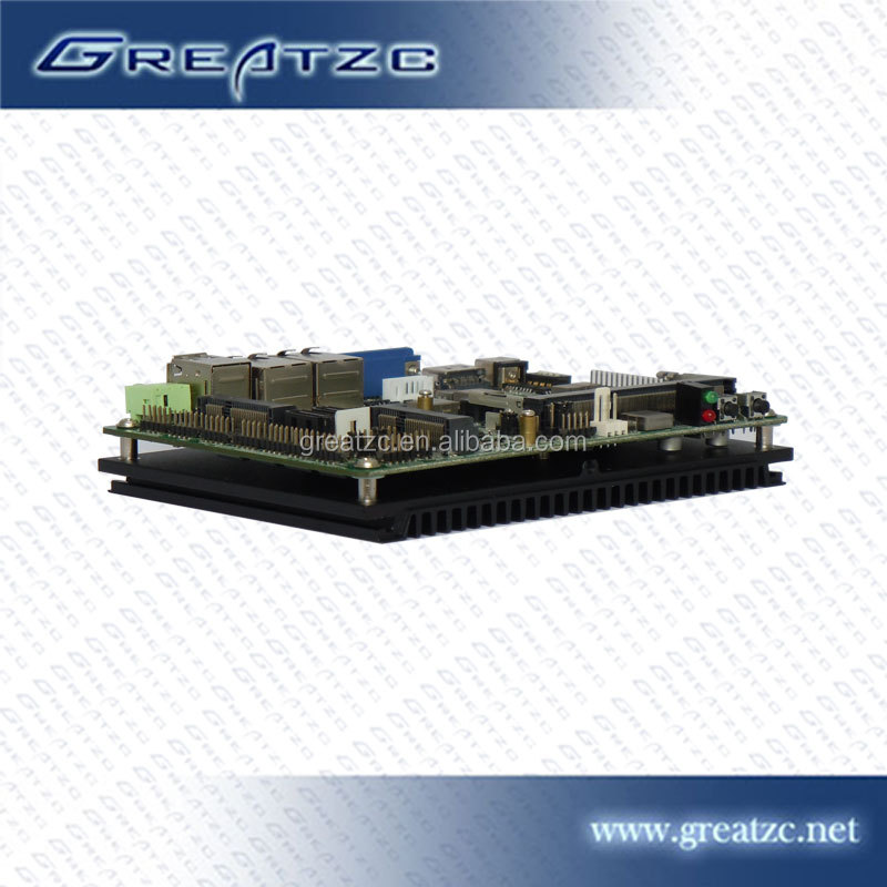ZC35-A56DL 3.5 Inch Industrial Motherboard,4 COM MINI Motherboard With LVDS, 6* USB