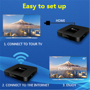 Smart Tv Box For Android Hd 1080p, Smart Tv Box For Android