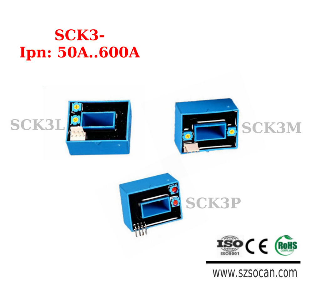 SCK3 High Quality Hall <strong>Sensor</strong> for Variable Frequency Drive