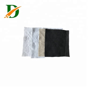 Civil Projects Breathable White Continuous Filament Nonwoven Geotextile