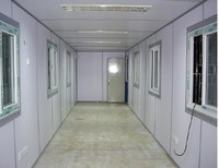20ft 40ft overseas shipping container,prefabricated mobile container office