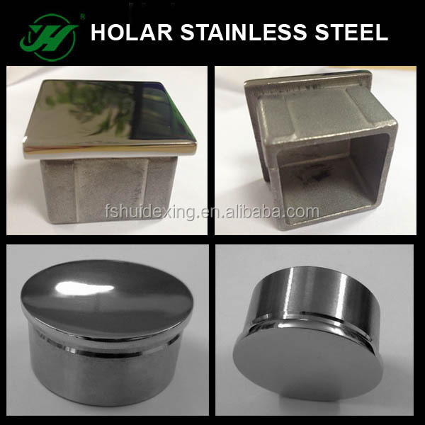 stainless steel pipe protection cover