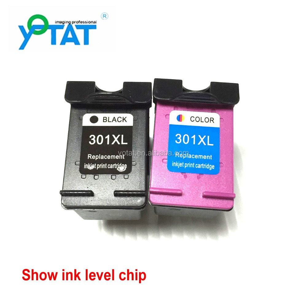 Show ink level compatible for HP 301 301XL for HP DeskJet 1050/2050/2050s/2510/3510/D1010/1510/2540/4500