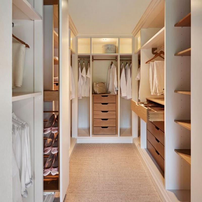 Muebles de dormitorio armario diseño hecho en China-Guardarropas ...
