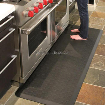 Pu Kitchen Floor Anti Fatigue Slip Mats Matsantifatigue Mat Bbq 52