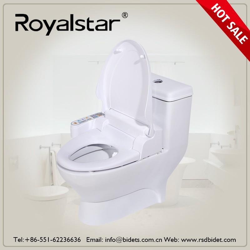 Jaquar Bathroom Fittings Electronic Bidet Toilet Seat Cover Automatic Intelligent Massage