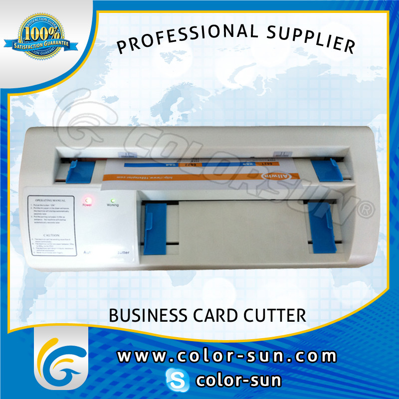 Pvc Card Cutter Supplieranufacturers At Alibaba