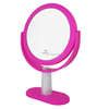 6inch double sided salon mirrors magnifying glass mirror two side mirror