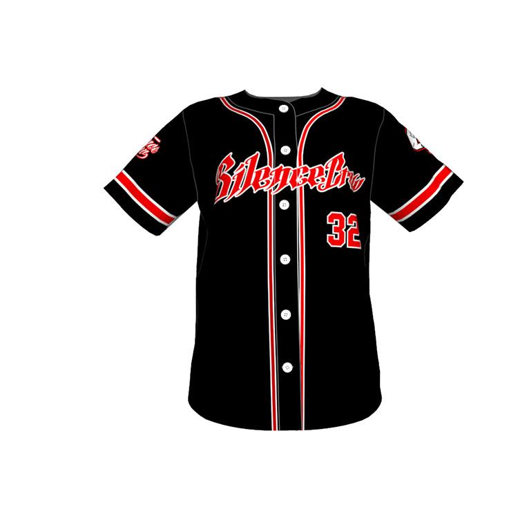 684b3decc 100% polyester softball jerseys mens Wholesale baseball shirt short sleeve,  View baseball shirt short sleeve, baseball jersey Product Details from  Guangzhou ...