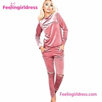 Wholesale new fashion clothes women plus size fashion jumpsuit