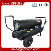 ZB-K215 oil fired water heater clunks then pops breaker