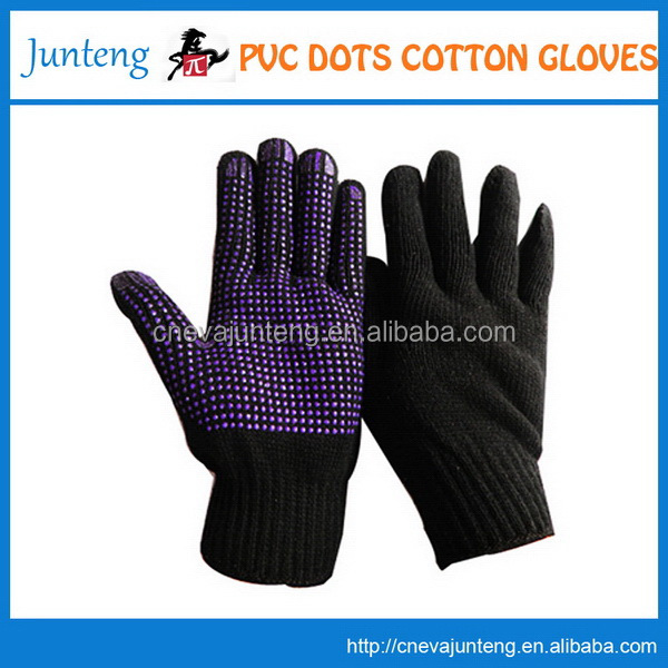 Black/Customized industrial rubber gloves