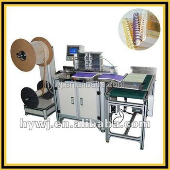 automatic wire o binding machine