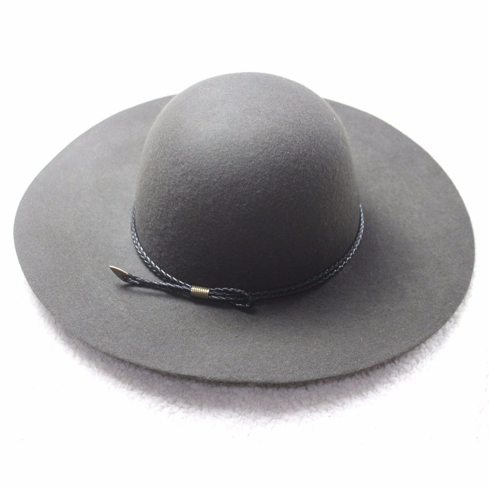 b062c181db448 Steve Madden Ladies Wool Floppy Hat With Pu Band - Buy Ladies Hat ...