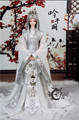 Bjd china ancient costume bjd doll clothes white 1 3 bjd uncle soom