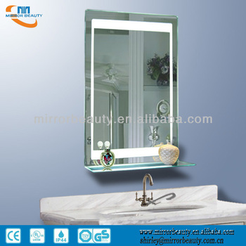 2014 The Most Hotest Wall Mounted Led Lighted Bathroom Mirror With ...