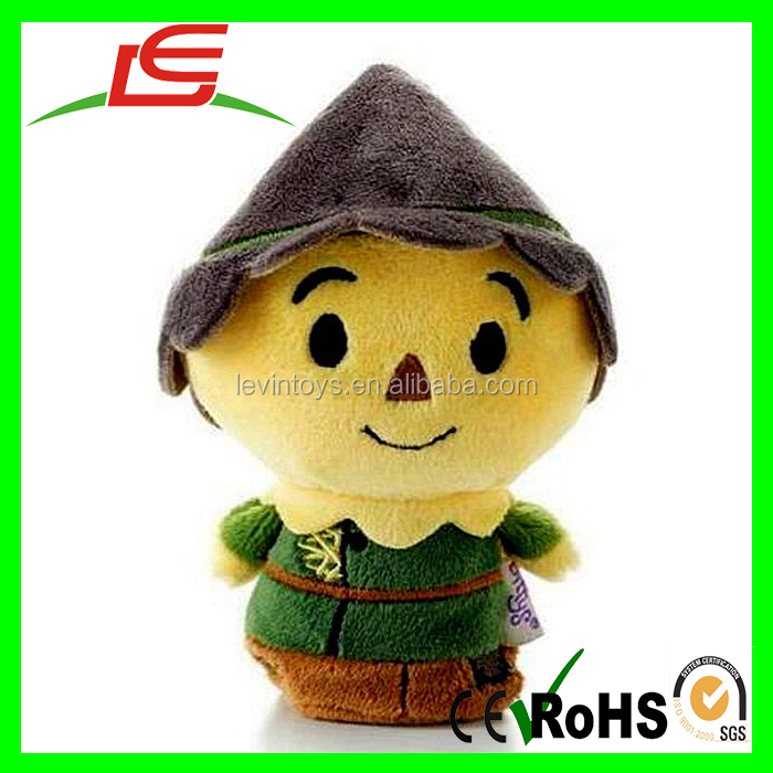 SCARECROW ITTY BITTYS THE WIZARD OF OZ PLUSH SOFT TOY DOLL