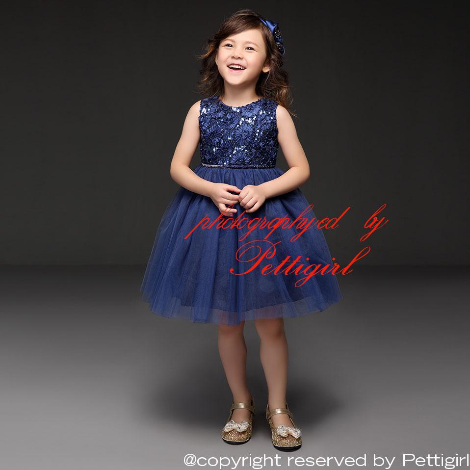 New Arrival Baby Dresses Lovely Princess Girls Wedding Dress For ...