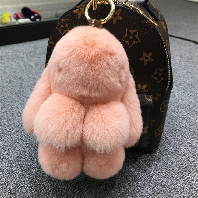 Factory Directly korean style rabbit keychain With Wholesale Price