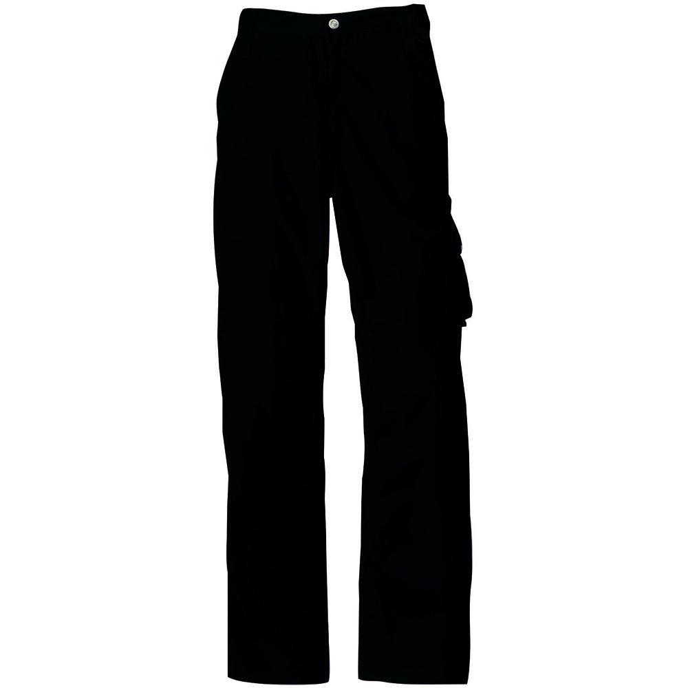 76468/_990-C64 Work PantsSheffield Size In C64 Black