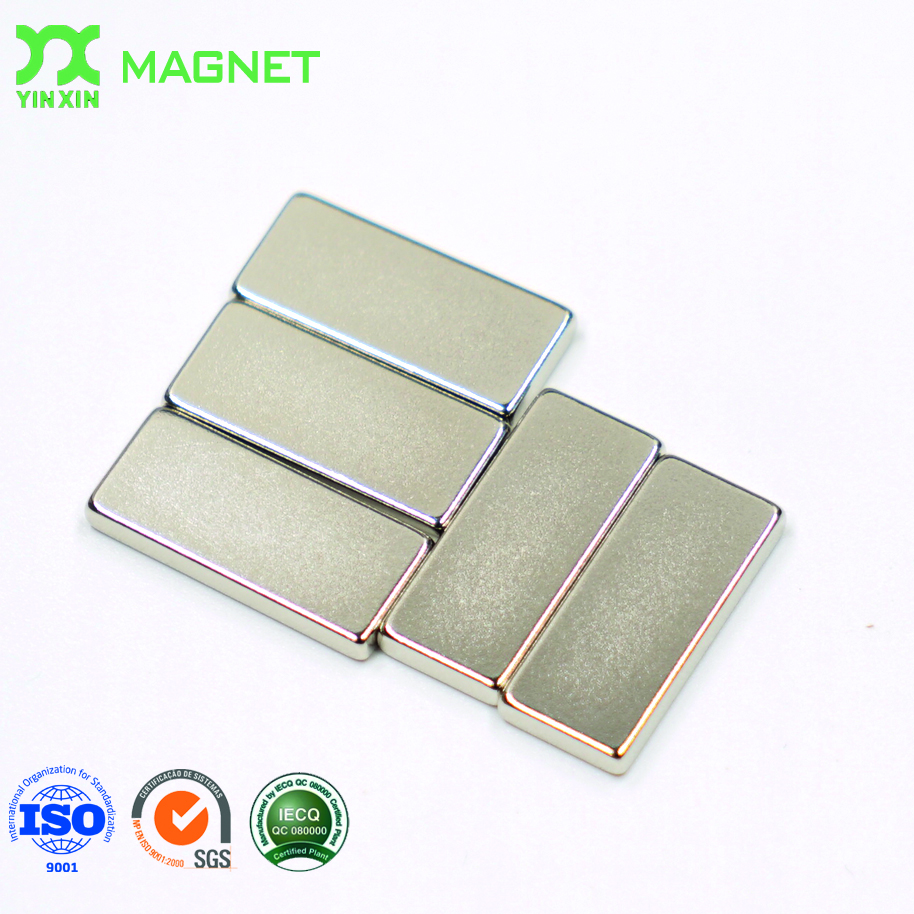 smco permenant 50x30x12 n42 ndfeb rare earth material magnet