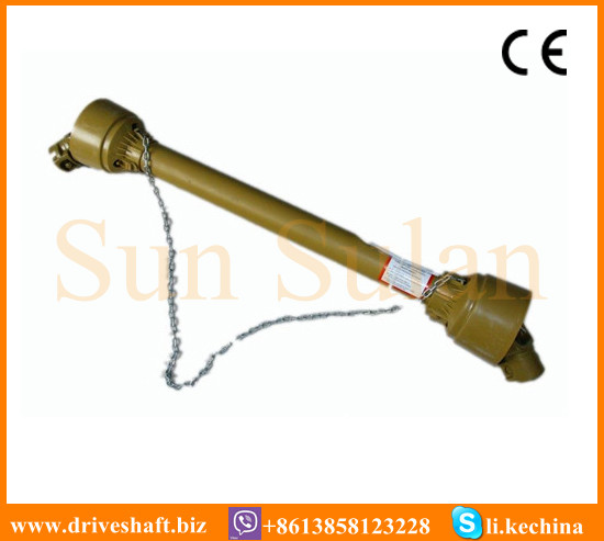Pto Drive Shaft Universal Joints : Agriculture machinery tractor pto cardan shaft assembly
