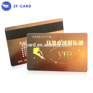 CR80 lo co magnetic band card to entry membership system