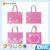 Custom Ladies Hand Bags For Shopping Non Woven Bag With Logo