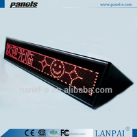 indoor factory price high quality multi-language LED full xx video led display board STC1696R