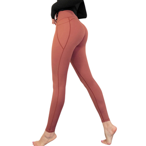 Woman Lightweight Elastic Fitness Gym Sweat Training Running Jogging Leggings
